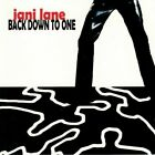 JANI LANE (SINGER) - BACK DOWN TO ONE USED - VERY GOOD CD