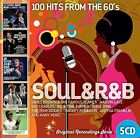 Various Artists Soul  RB 100 Hits From The 60s Various New CD Italy I