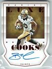 2015 LUXE Red Die Cut Auto Autograph BRANDIN COOKS 29 49
