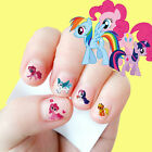 My Little Pony Kids Nail Art Stickers Great for Crafts Party Favor