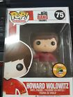 Funko POP! TV Big Bang Theory HOWARD WOLOWITZ #75 2013 SDCC 1008 pc. Exclusive