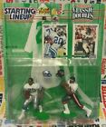 1997 NFL Starting Lineup Classic Doubles Complete Set (8)  *Free Shipping*