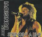 Jon Bon Jovi Stringin' A Line Brazilian CD single (CD5 / 5