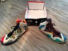 LeBron James EXCLUSIVE What The Lebron 11 Multi Colored Men Shoes Size 10