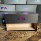 NEW! PSA Sports Black Cardboard Display Storage Case Box Graded Card Protection
