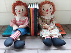 Raggedy Ann and Andy and Seven Hardcover Books