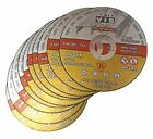 Pack of 25 Cutting Disc for Steel 125X 1.0 mm T41 Platinum