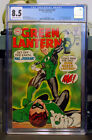 DC (1968) Green Lantern #59 CGC 8.5 1st Appearance Guy Gardner OW-White Pages