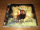 PRIDE OF LIONS - FEARLESS (Like new CD)
