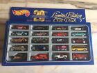 Hot Wheels Mattel Limited Edition Gift Pack 20th Anniversary 1968 1988