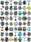 Authentic Pandora Charms 20 Assorted Crystal Rhinestone Bead Charm Spacers new