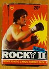 1979 Topps Rocky II**full box with 36 wax packs*Packs Clean**