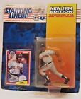 Tony Phillips 1994 Starting Lineup Detroit Tigers MLB NEW with Card Included