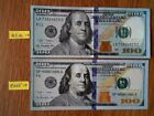 total of 8 US $100 bills best Novelty Movie Prop Play Not legal tender