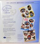 CREATIVE MEMORIES SEALED Custom Cutting System 4 Oval Cutting Patterns  C3