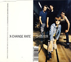 x-change rate / my favourite day of the year / woman on my m (UK IMPORT)  CD NEW
