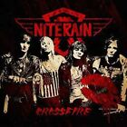NITERAIN-CROSSFIRE  (UK IMPORT)  CD NEW