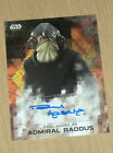 2016 Topps Star Wars Rogue One Series 1 Trading Cards 16