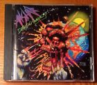 Anshar - Defacing Humanity (CD 1993) Landshark Records Heavy Metal Wisconsin