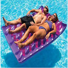 Swimline 2 Person Pool Float Giant Inflatable Raft for Two 9036