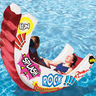 Swimming Pool Aqua Rocker Pool Float Lounge Pool Toy