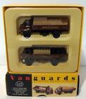 Vanguards 1 64 Scale Diecast WV2002 Bedford  Karrier Whitbread 2 Piece Set