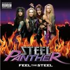 Feel the Steel [PA] by Steel Panther (CD, Oct-2009, Island/Universal Republic)