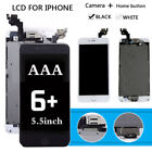 For iPhone 6 Plus LCD Touch Screen Digitizer Replacement + Home Button