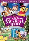 My Friends Tigger Pooh and a Musical Too