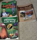 ABeka Book 6th grade Science History and Health textbooks