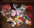 12 Piece Toys Cat Lot Bulk Catnip Toys For Kitty Kitten Play Assorted Toys New