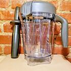 Vitamix 64 oz/ 2L Low Profile Container with Tamper, Lid, Cap, and Blades