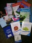 Weight Watchers 2010 Dining Out Food Companion Pamphlets + PointsPlus Calculator