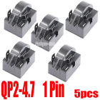 QP2-4.7 Refrigerator Start Relay fits Edgewater Ewave Haier igloo 1 pin terminal