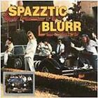 SPAZZTIC BLUR Self Titled 2005 CD Like New Mint Condition RARE