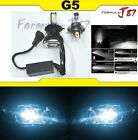 LED Kit G5 40W 9003 HB2 H4 8000K Icy Blue One Bulb Head Light Replace Motorcycle