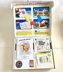 Hooked on Phonics and SRA Your Reading Power Complete Classic Set Large Box 1992
