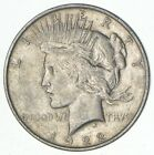Early Better Grade 1922 Peace Silver Dollar 90 US Coin 066