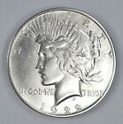 1922 D Peace Silver Dollar Denver Minted 90 Silver 722