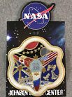 NASA EXPEDITION 21 MISSION PATCH Official Authentic SPACE 425in si