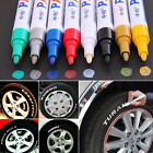 Waterproof Colorful Permanent Paint Markers Pen Car Tyre Tire Tread Rubber Metal