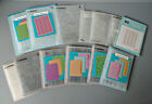 Cuttlebug Embossing Folders Many are RARE  Hard to Find You Choose