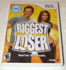 NEW WII THE BIGGEST LOSER SEALED NINTENDO 2009