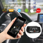 Elm327 Obd2 Scanner Bluetooth Wifi For Android Ios Car Diagnostic Interface Tool