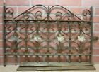 FLOWERS Fence Window Gate Old Architectural Hardware 2