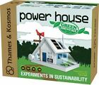 Thames Kosmos Power House Green Essentials Edition Experiments in Sustainability