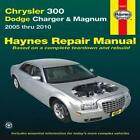 Haynes 300 and Dodge Charger & Magnum 2005-2012 Repair Manual (25027)