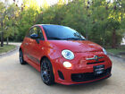 2013 Fiat 500  abarth below $8500 dollars