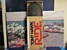 New Sealed Tony Hawk Ride XBOX 360 Game  Wireless Skate Board Controller