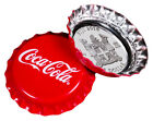 2018 Fiji Coca Cola Bottle Cap Shaped 6g Silver Proof 1 Coin in OGP SKU50357